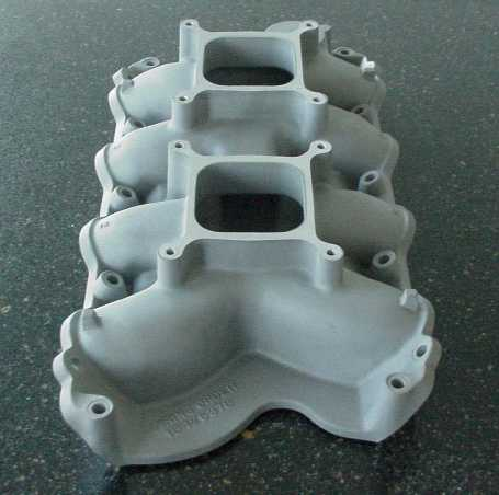 429 dual quad intake where to find??? - FFCars com : Factory